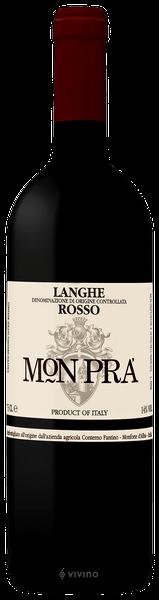 2016 LANGHE ROSSO 'MONPRA'