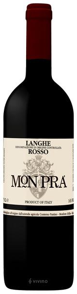 2015 LANGHE ROSSO 'MONPRA'