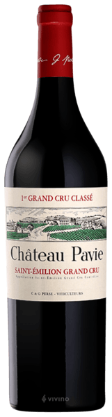 Château Pavie 2018