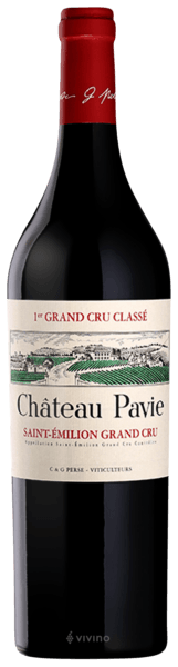 Château Pavie 2007
