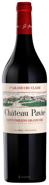 Château Pavie 2017