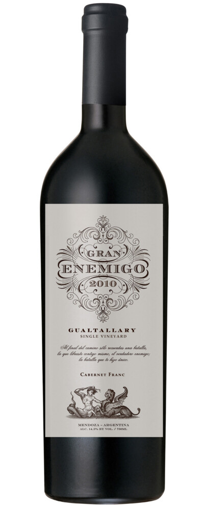 Gran Enemigo Single Vineyard Gualtallary Cabernet Franc 2013