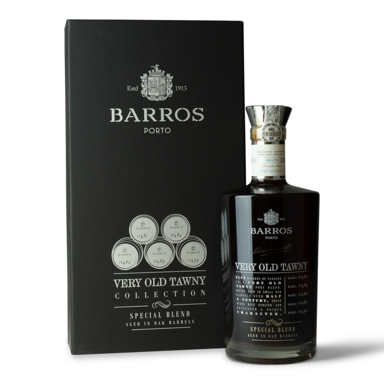 Porto Barros 101 Collection Very Old Tawny