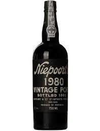 Porto Niepoort Vintage 1980