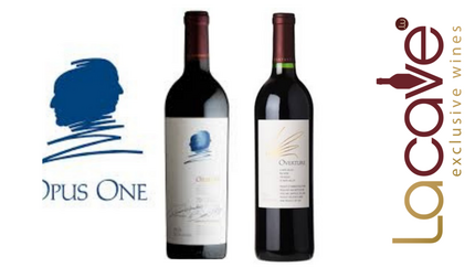 Opus one 2016 et overture 2018