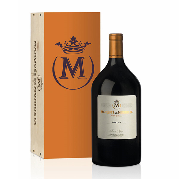 Reserva Marqués de Murrieta 2015   3L