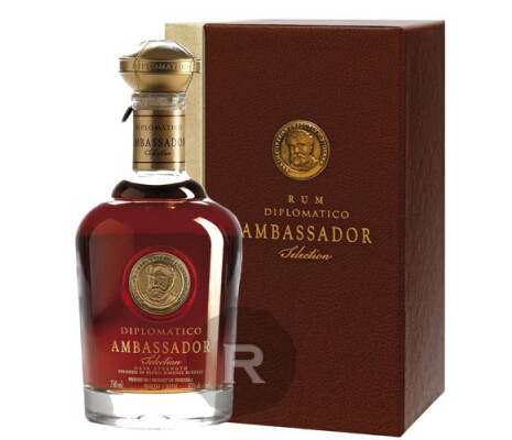 Type d'alcool : Rhum traditionnel Provenance : Venezuela Distillation : Colonne Environnement de vieillissement : Tropical Volume : 70CL Degré : 47°