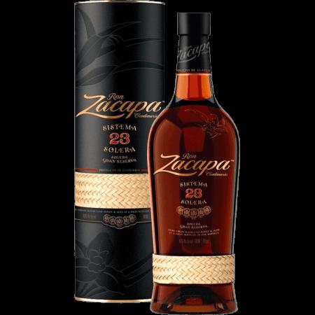 acheter RHUM ZACAPA 23 - EN ETUI  comprar  Ron zACAPA 23 anos centanario